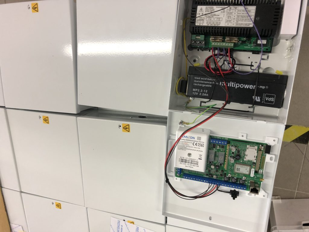 Montaža električnih komponent Posavje